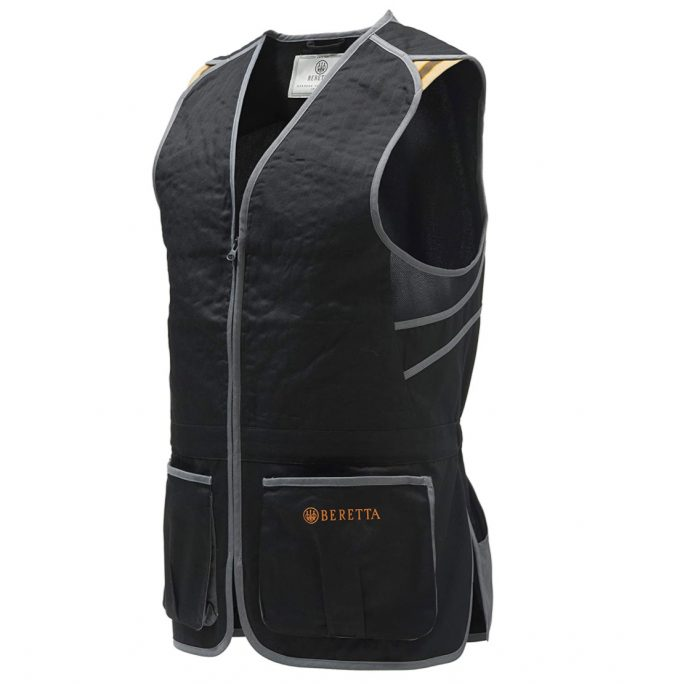 BERETTA GT083 Trap Shooting Vest Black