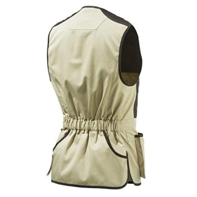 BERETTA Men's Trap Cotton Vest Universal Back