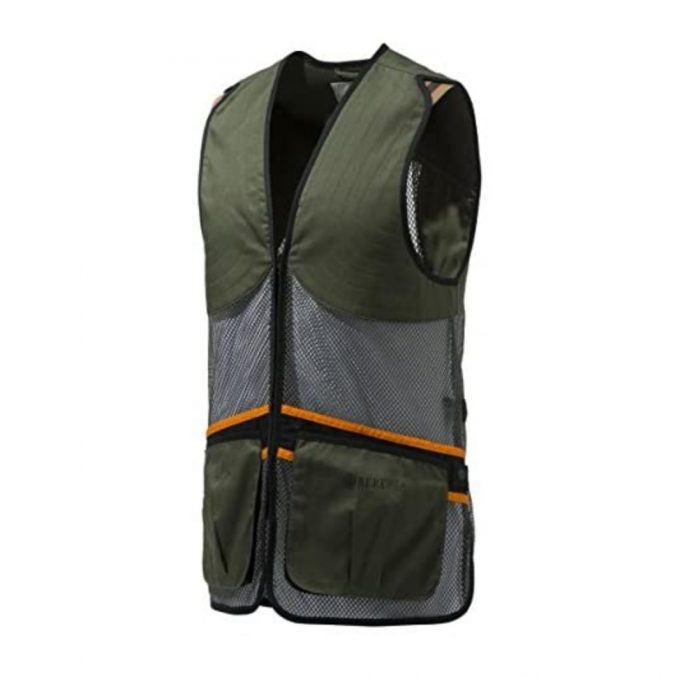 Beretta Shooting Vest Full Mesh Competition Summer Vest