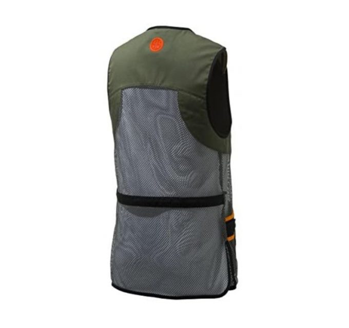 Beretta Shooting Vest Full Mesh Competition Summer Vest Back