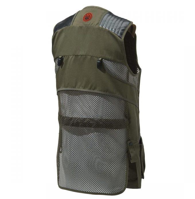 BERETTA Sporting Shooting Vest GT691 Back
