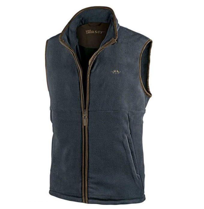 Blaser Basic Fleece Vest Men's
