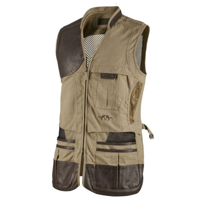 Blaser Parcours Shooting Vest Right