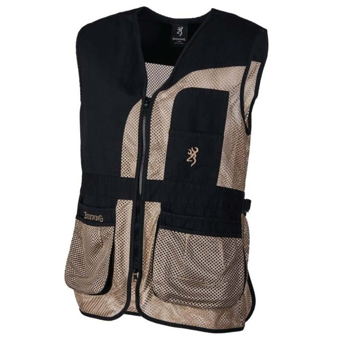 Browning Phoenix Shooting Vest Black