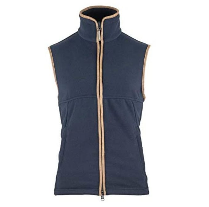 Jack Pyke Countryman Fleece Gilet Blue