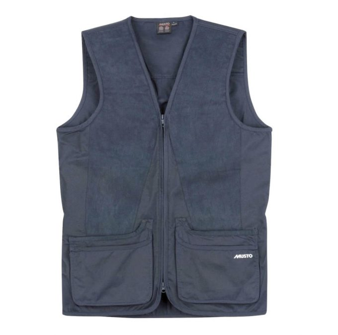 Musto Clay Shooting Vest True Navy