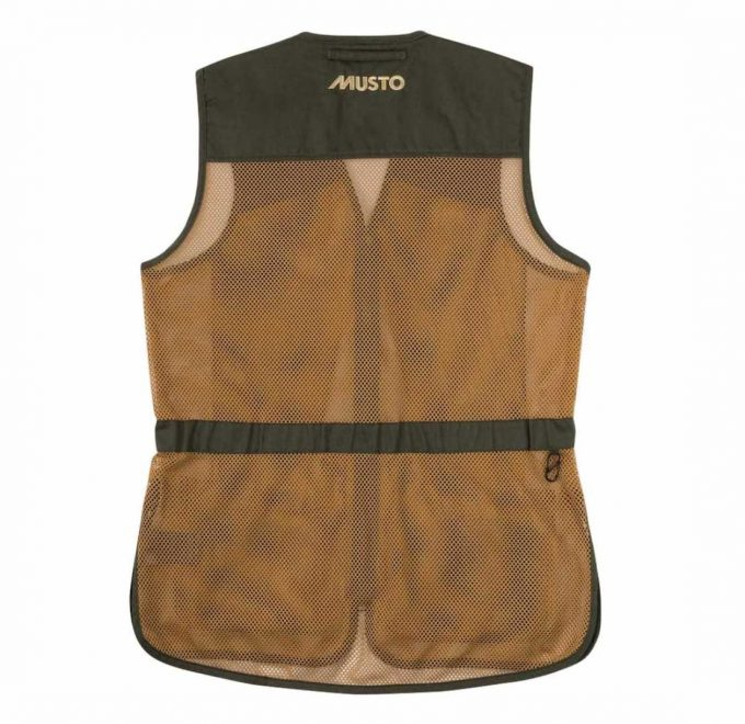 Musto Competition Skeet Vest Back