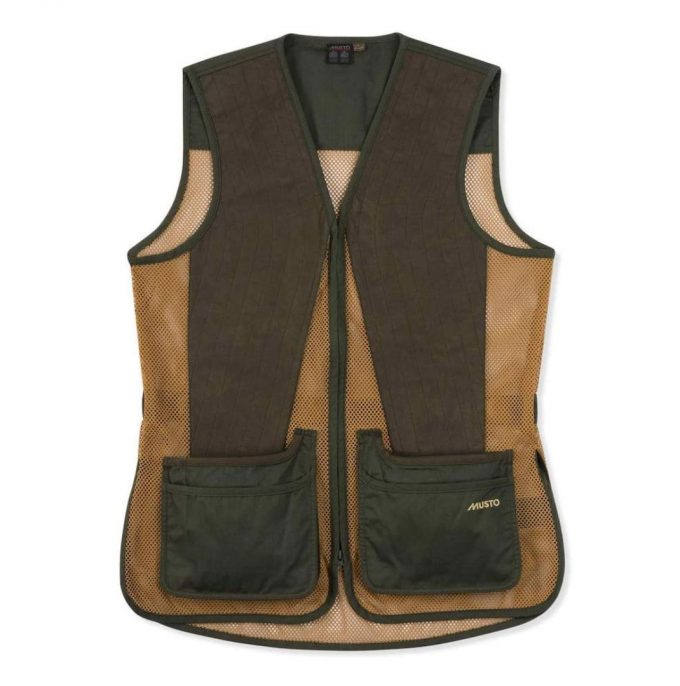 Musto Competition Skeet Vest Front